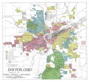 map of dayton new quot socially responsible banking quot ordinance pressures
