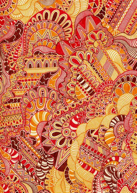 zentangle pattern colour patterns overload urban myth