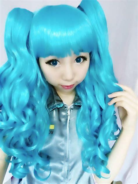 tutorial makeup hatsune miku hatsune miku inspired makeup tutorial by yumiking on