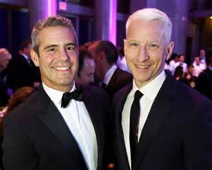 andy cohen anderson cooper newest wedding crashers