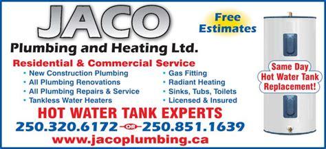 A Dyck Plumbing Heating Ltd by Jaco Plumbing Heating Ltd Kamloops Bc 1350