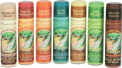 Cool And Organic Lipbalm by Eco Glamazine Must Lip Balm