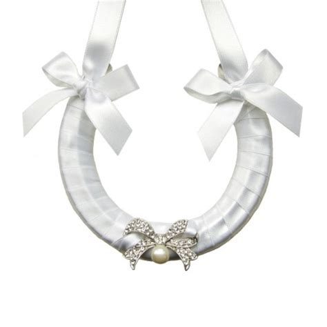 Handmade Wedding Horseshoes - destined to be future heirlooms our stylish wedding