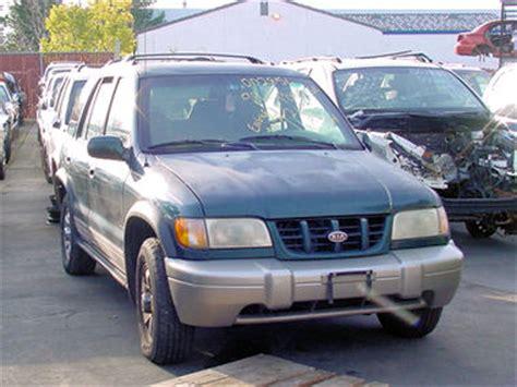 1999 Kia Sportage 4x4 1999 Kia Sportage 4x4 Used Parts Stock 002856