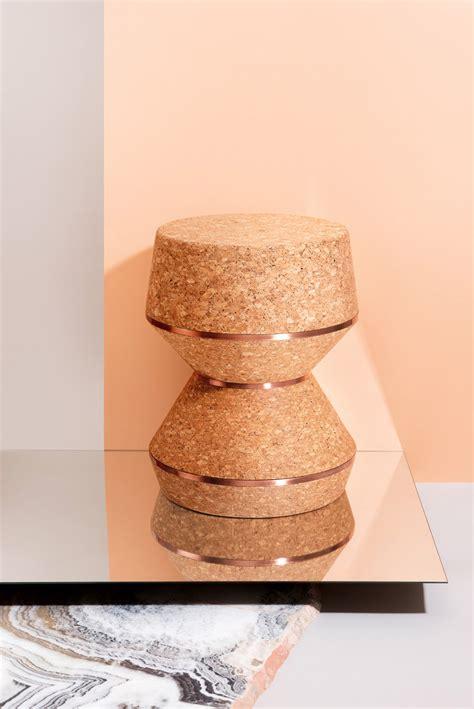 NOVA OBIECTA unveils COLUM(N), a set of hand turned cork