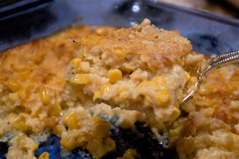 foodwise nutrition scalloped corn