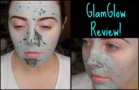 Glam Glow Youthmud Mask 15gr glamglow supermud clearing treatment review