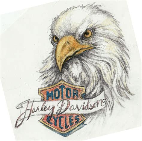 tattoo eagle harley davidson harleyros homenageiam a marca com tatuagens 171 the one