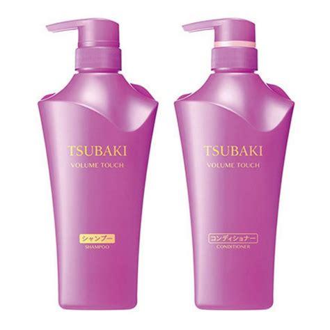 2 Die 4 Shiseido by Shiseido Tsubaki Volume Touch Hair Shoo 500ml