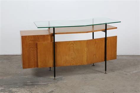 Mid Century Schreibtisch by Mid Century Glas Schreibtisch Bei Pamono Kaufen