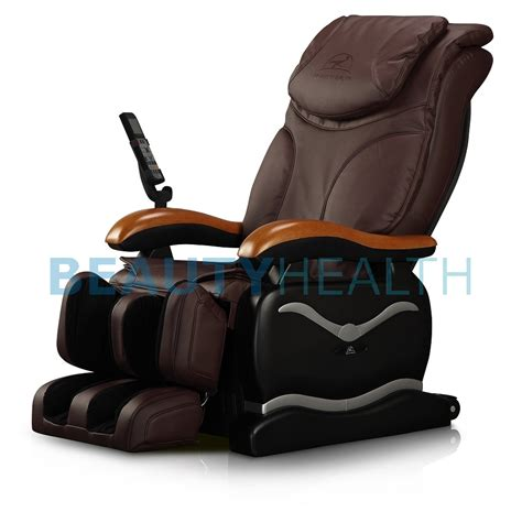 Therapy Chair by New Chair Shiatsu Recliner Mp3 Heat Therapy