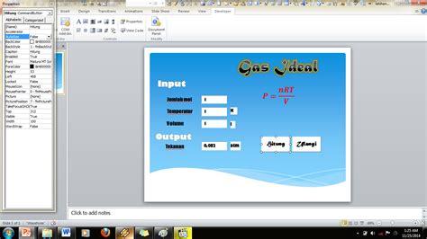 tutorial visual basic powerpoint chemistry learning based on ict tutorial ppt visual basic