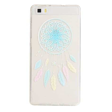Softcase Huawei P9 52 Inchi Ultrathin Silikon Tpu T2909 fashion soft rubber tpu silicone gel back cover for huawei p8 lite p9 ebay