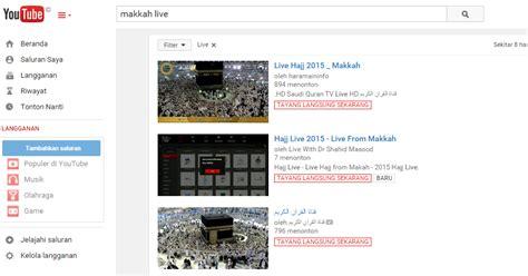 Buku Haji Gratis Semua Bisa Ke Baitullah live ka bah masjidil haram makkah exist