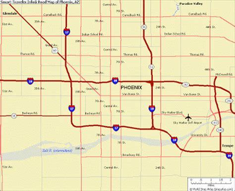 printable phoenix area map phoenix map political regional united kingdom map