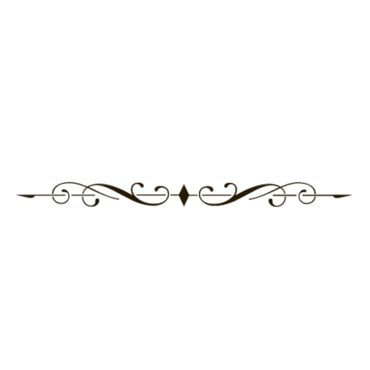 decorative line scroll scroll clipart underline pencil and in color scroll