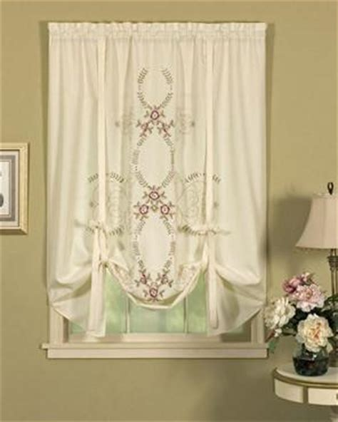 tie up curtains balloon shades tie up shades balloon curtains curtainshop com