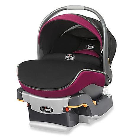 chicco car seat canopy chicco 174 keyfit 174 30 zip infant car seat in fuschia buybuy