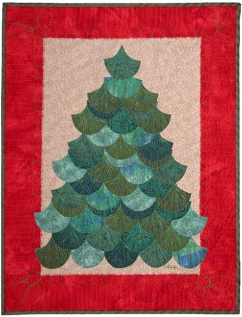 christmas tree pattern block template quilt inspiration 12 days of christmas trees