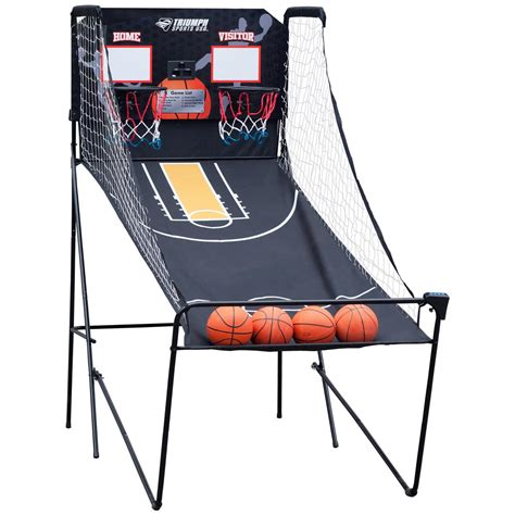 2 In 1 Basketball triumph sports 2 player 8 in 1 arcade basketball