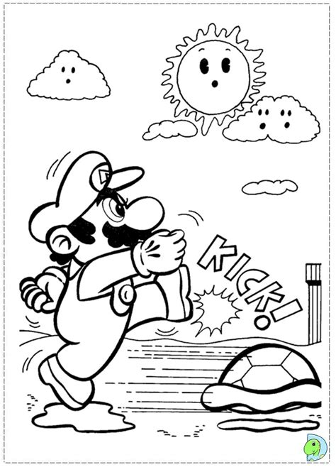 super mario 64 coloring pages coloring pages