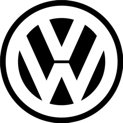 volkswagen clipart free vw logo download all up in my ride pinterest