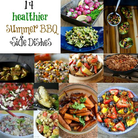 14 healthier side dishes for your summer bbq babble