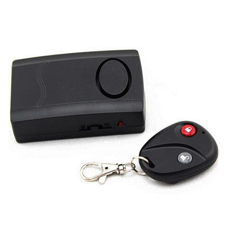 Alarm Motor Sensor Sentuh detector sensor anti theft alarm for motorcycle and electric motor car with wireless remote cell