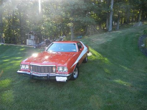 sell   grand torino starsky  hutch car