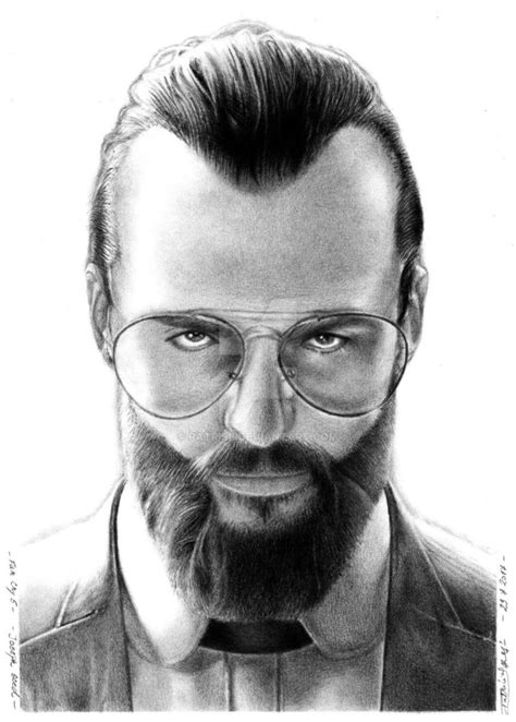 Far Cry 5 Sketches by Far Cry 5 Joseph Seed By Patrisb On Deviantart