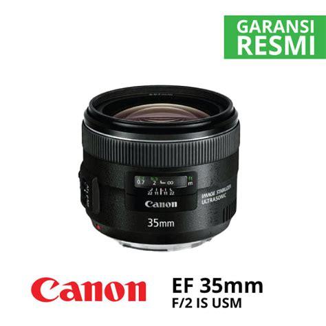 Canon Ef 35mm F 2 canon ef 35mm f 2 is usm harga dan spesifikasi