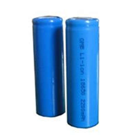 Sony Vtc5 18650 Lithium Ion Cylindrical Battery 37v 2600mah Green 8 rechargeable cylindrical li ion cells for device designers from powerstream