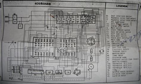 indesit washing machine motor wiring diagram efcaviation