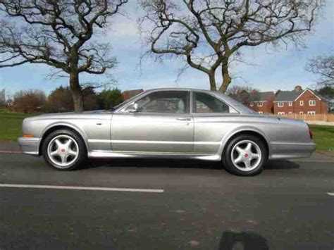 Bentley Continental T For Sale Bentley 1997 Continental T Stratton Auto Silver Car For