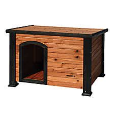petsmart dog house precision pet outback log cabin dog house dog houses pens petsmart