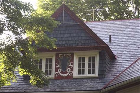 Decorative Dormers decorative flourishes fitting dormers to a house this house