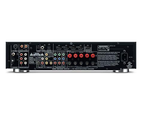 audio centre marantz nr1402 home theater system