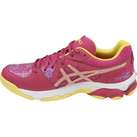 academy sports womens shoes asics gel netburner academy 7 womens netball shoes