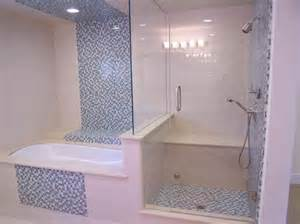 Small Bathroom Tile Floor Ideas Small Bathroom Floor Tile Ideas With Mozaic Design Home Interior Design