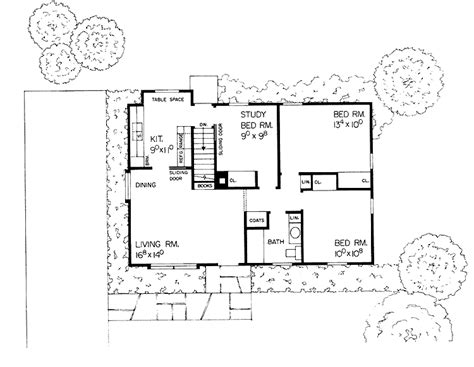 basic ranch floor plans simple ranch house plans smalltowndjs com