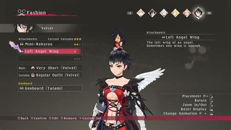Tales Of Berseria tales of berseria attachment set on steam