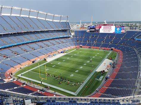 sectional sports sports authority field section 517 rateyourseats com