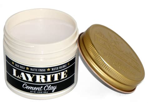 Pomade Concrete choose your layrite pomade original strong hold