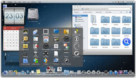 download themes for windows 7 apple tema mac lion untuk windows 7 mac theme for win7