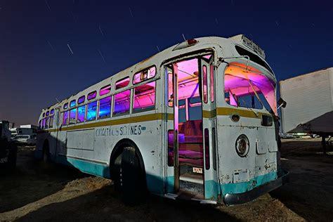 magic bus light 17 best images about bus ideas on pinterest street art