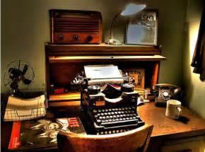 writers desk writing typewriters desks