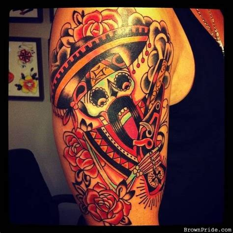 44 tantalizing mexican tattoos inkdoneright
