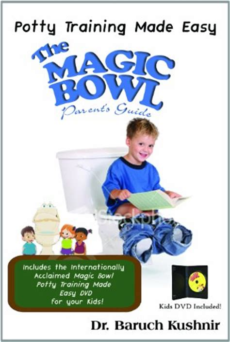Potty Made Easy by The Magic Bowl Potty Made Easy Review
