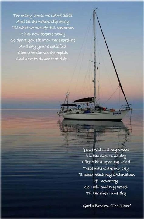 whatever floats your boat lyrics country song best 25 boating quotes ideas on pinterest seaside