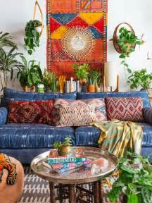 creating beautiful spaces bohemian home inspiration